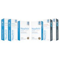Nourkrin Woman Hair Growth Supplements 6 Month Bundle with Shampoo and Conditioner x2 (Worth PS311.7