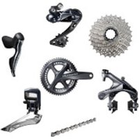 Shimano Ultegra R8050 Di2 11 Speed Groupset - 172.5mm-11/34-34/50