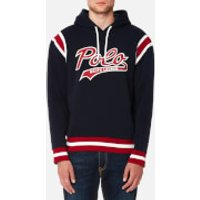 Polo Ralph Lauren Men's Pullover Hoody - Aviator Navy - M - Navy