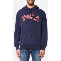 Polo Ralph Lauren Men's Polo Overhead Hoody - Cruise Navy - XL - Navy