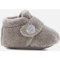 UGG Babies' Bixbee Pre-Walker Boots - Charcoal - UK 2 Baby - Grey