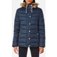 Barbour Womens Shipper Quilt Coat - French Navy - UK 18 - Navy