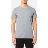 GANT Mens The Original T-Shirt - Grey Melange - S - Grey