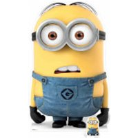 Despicable Me 3: Minion Dave Over-Sized Cut Out - Despicable Me Gifts