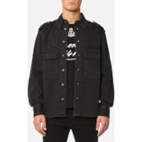 Vivienne Westwood Anglomania Mens Berry Shirt - Black - XL - Black