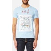 Vivienne Westwood Anglomania Men's T-Shirt - Rot Blue - XL - Blue