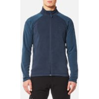 Haglofs Mens Astro II Micro Fleece Jacket - Tarn Blue/Blue Ink - M - Blue