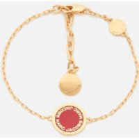 marc-jacobs-women-enamel-logo-disc-bracelet-bisou-red
