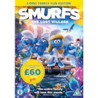 Smurfs: The Lost Village (2 Disc Family Fun Edition)