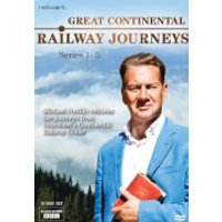 Great Continental Railways Journeys: Series 1-5