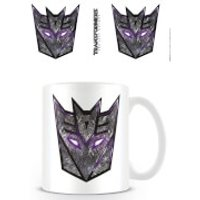 Transformers The Last Knight (Deception Logo) Mug - Transformers Gifts