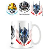 Transformers The Last Knight (Helmets) Mug