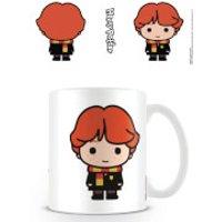 Harry Potter Kawaii Ron Weasley Mug