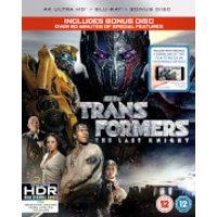 Transformers: The Last Knight - 4K Ultra HD (Digital Download)