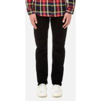 PS by Paul Smith Men's Tapered Fit Jeans - Black - W30/L32 - Black