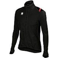 Sportful Hot Pack NoRain Jacket - M - White/Black