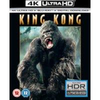 King Kong (2005) - 4K Ultra HD (UV Copy)