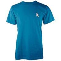 Pocket Pointer Mens Blue T-Shirt - S