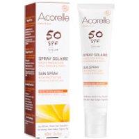 Acorelle Kids' Organic SPF50 Sun Spray 100ml