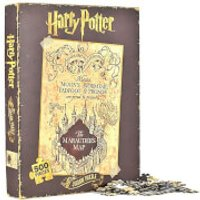 Harry Potter - Marauders Map Jigsaw Puzzle