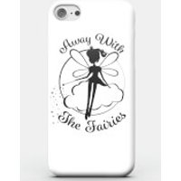 Away With The Fairies Phone Case For Iphone - iPhone 7 Plus - Fairies Gifts