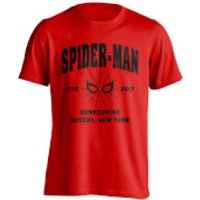 Camiseta Marvel Spider-Man: Homecoming Queens NY