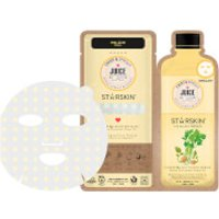 STARSKIN JuiceLab Twist & Sprout Power C+ Booster Face Mask