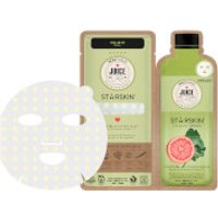 STARSKIN JuiceLab(r) Holy Kale Power C+ Booster Face Mask