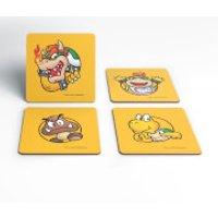Posavasos Nintendo Super Mario  Koopas