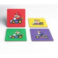 Posavasos Nintendo  Mario Wario