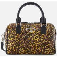 Vivienne Westwood Anglomania Womens Leopard Handbag - Yellow