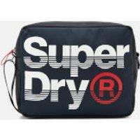 Superdry Mens Premium Lineman Messenger Bag - Navy/Optic