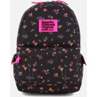 Superdry Womens Ditsy Star Print Edition Montana Backpack - Ditsy Star
