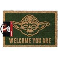 Star Wars Yoda Doormat - Star Wars Gifts