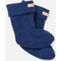 Hunter Short Boots Socks - Navy - L - Navy