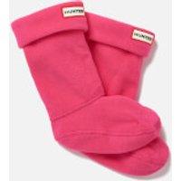 Hunter Kids Boot Socks - Fuchsia - L - Pink