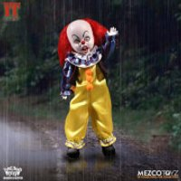 Living Dead Dolls Presents IT 1990 - Pennywise Clown Doll - Presents Gifts