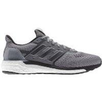 adidas Mens Supernova Running Shoes - Black/Grey - US 12/UK 11.5 - Black/Grey