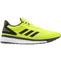 adidas Mens Response Light Running Shoes - Yellow - US 12.5/UK 11 - Yellow