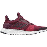 adidas Womens Ultra Boost ST Running Shoes - Red - US 6.5/UK 5 - Red