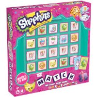 Top Trumps Match Board Game - Shopkins Edition - Board Game Gifts