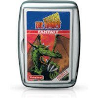 Retro Top Trumps - Fantasy
