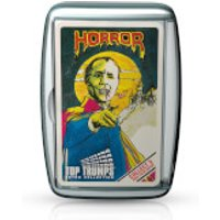Retro Top Trumps - Horror (Pack 1) - Horror Gifts