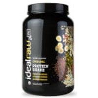 Organic Plant Protein - Banana Almond - 30 Servings
