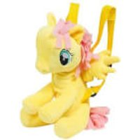 My Little Pony Fluttershy Character Plush Backpack