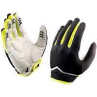 Sealsinz Madeleine Classic Gloves - Black/Yellow - XXL - Black/Yellow