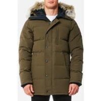 Canada-Goose-Mens-Carson-Parka-Jacket-Military-Green-M-Green