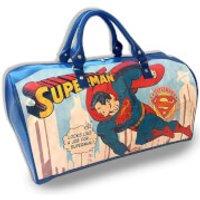 Vintage Superman Weekend Bag