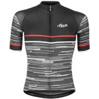 Ftech Lightspeed Race Short Sleeve Jersey - XL - Grey