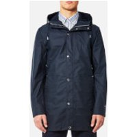 Tommy Hilfiger Mens Ranger Coat - Sky Captain - XL - Navy